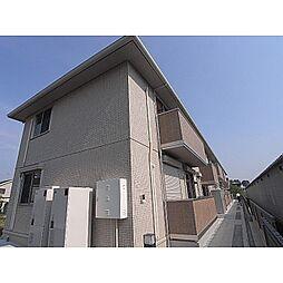 奈良県磯城郡田原本町十六面の賃貸アパートの外観
