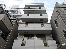 田辺TKマンション[4階]の外観