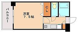 福島Kビル[5階]の間取り