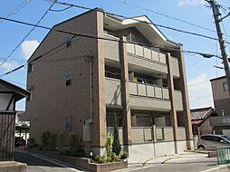 大阪府堺市西区鳳北町3丁の賃貸マンションの外観