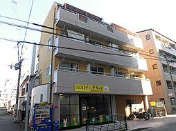 プラネット江坂[4階]の外観