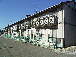 青山ヒルズ B棟[1階]の外観