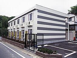 福岡県福岡市博多区月隈3丁目の賃貸アパートの外観