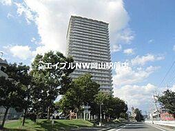 ファミールタワープラザ岡山[11階]の外観