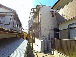[一戸建] 大阪府箕面市牧落2丁目 の賃貸【/】の外観