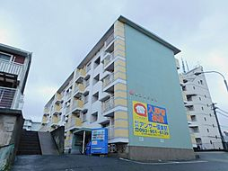 福岡県北九州市小倉北区上富野1丁目の賃貸マンションの外観