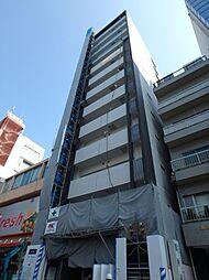 大阪府大阪市天王寺区六万体町の賃貸マンションの外観