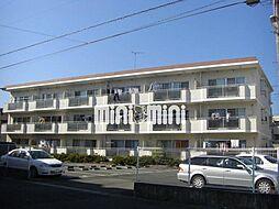 青木グランドハイツ[3階]の外観