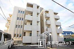 愛知県豊田市小坂町10丁目の賃貸マンションの外観