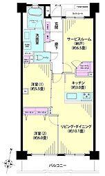 クレッセント武蔵新城2