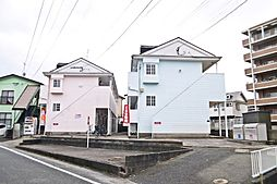 プランドゥ五条B棟[1階]の外観