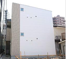 愛知県名古屋市北区大曽根1丁目の賃貸アパートの外観