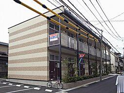 大阪府守口市大日町1丁目の賃貸アパートの外観