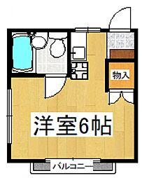 新秋津駅 3.5万円