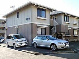 神奈川県横浜市戸塚区平戸町の賃貸アパートの外観