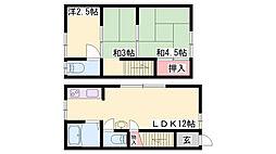 春日野道駅 5.2万円