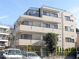 フォルトゥーナ上野毛[3階]の外観