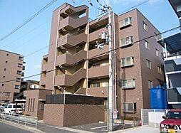 京都府京都市西京区牛ケ瀬南ノ口町の賃貸マンションの外観