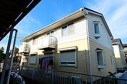 カサベルデ戸山B棟[2階]の外観