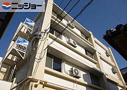 ジュネス54[2階]の外観
