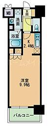 RJRプレシア南福岡[8階]の間取り