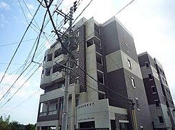 COMFORT・SQUARE安部山 (コンフォートスクエアア[402号室]の外観