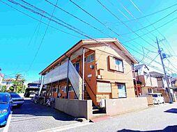 桃江荘[1階]の外観