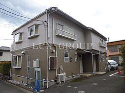 [テラスハウス] 東京都あきる野市三内 の賃貸【/】の外観