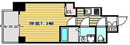 サムティ本町橋IIメディアス[9階]の間取り