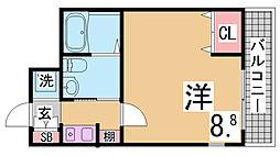 板宿駅 5.3万円