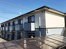神奈川県横浜市神奈川区羽沢町の賃貸アパートの外観