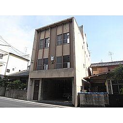 奈良県奈良市後藤町の賃貸マンションの外観