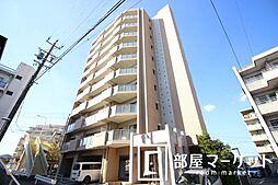 愛知県豊田市寿町8丁目の賃貸マンションの外観