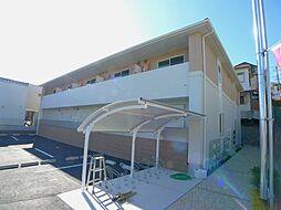 兵庫県神戸市垂水区千鳥が丘1丁目の賃貸アパートの外観