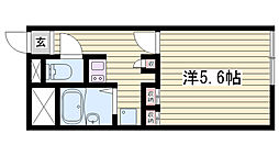 英賀保駅 4.0万円