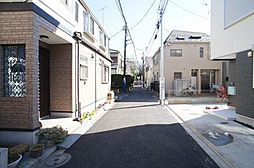 東京都中野区沼袋3丁目