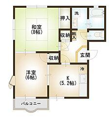 下山口駅 4.5万円