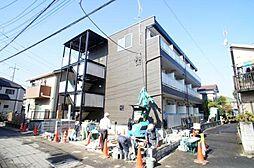埼玉県さいたま市南区辻2丁目の賃貸マンションの外観