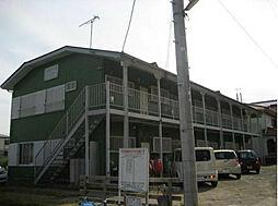 北村コーポ[1階]の外観
