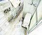 バルコニー,1K,面積16.25m2,賃料2.2万円,京阪本線 七条駅 徒歩7分,JR東海道・山陽本線 京都駅 徒歩14分,京都府京都市東山区上池田町