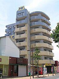 ヒット馬借[4階]の外観