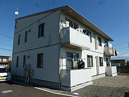 ソレイユフジサワ[1階]の外観