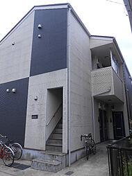 ラ・ヴィータ・フェリーチェ新鎌ヶ谷[102号室]の外観