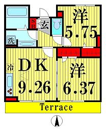 六町駅 10.9万円