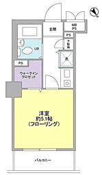 アドリーム文京動坂[3階]の間取り