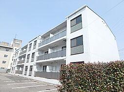 ガーデンヒルズ六高台B棟[105号室]の外観