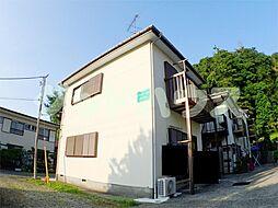 ヒバリハイツ金子[2階]の外観