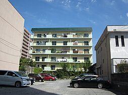 グリーンマンション中央町[2階]の外観