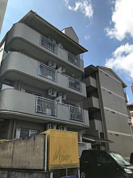 福岡県飯塚市川津の賃貸マンションの外観