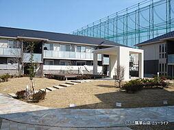 大阪府東大阪市若江本町3丁目の賃貸マンションの外観